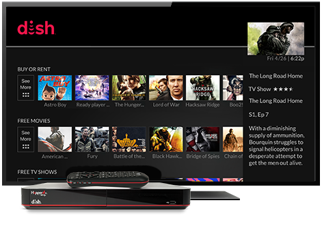 Ondemand TV from DISH | QPI Satellite